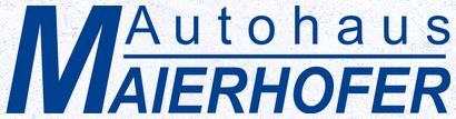 Autohaus Maierhofer Logo